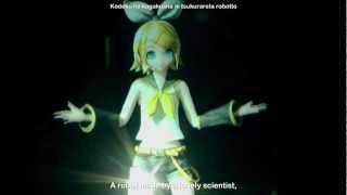 Kokoro (Heart) ~ Rin Kagamine Project DIVA Live - eng subs