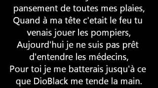 Coup de coeur- Kenza Farah Soprano (lyrics)