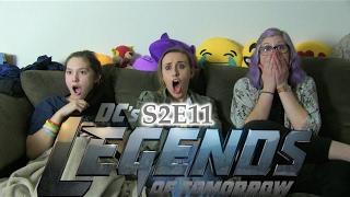 Legends of Tomorrow S2E11