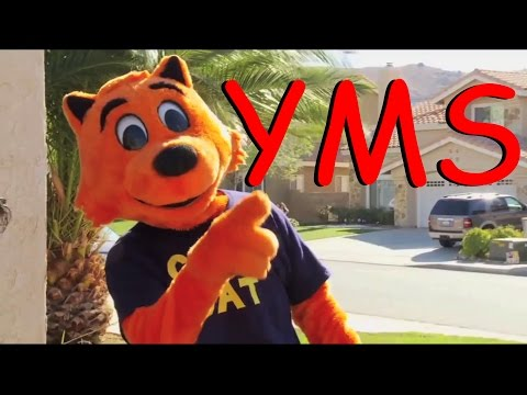 YMS Cool Cat Saves the Kids Part 1 of 2