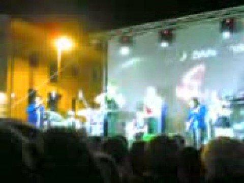 La porsea live ad Alghero - Benito Urgu