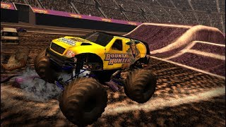MONSTER JAM TRUCKS GAME Android / iOS Gameplay | Wheelie Stunt Loopings and Frontflips