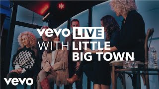 Vevo Live at CMA Awards 2017 - Little Big Town Premieres When Someone Stops Loving You