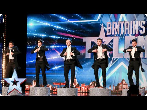Will Beat Brothers charm the Judges with their tap dance Britain s Got Talent 2015