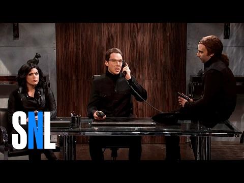 Criminal Mastermind SNL