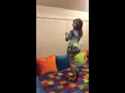 Saudi girl dance + Big Tiz