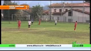 CAMPIONATO 2014/2015 - Pieve Fosciana vs Vorno (2-0)