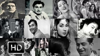 100 Years Of Indian Cinema- Evergreen Superstars- Part 1 | With English Subtitles