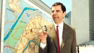 Navigating Bean   Funny Clips   Mr Bean Official