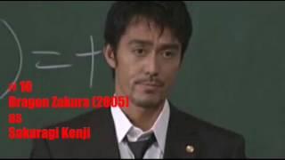 10 Abe Hiroshi Dramas
