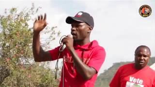 MDC Alliance Rally -  Ruwangwe, Nyanga