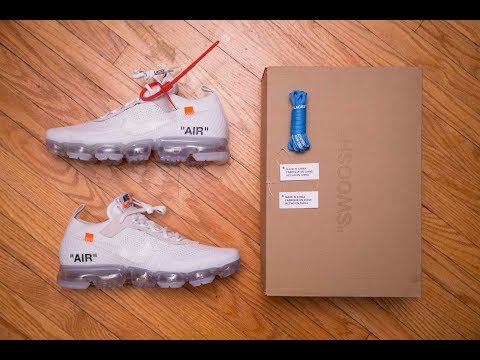 Xxx Mp4 Off White The Ten Part 2 Nike Air Vapormax Flyknit The 10 White Sail By Off White Review 3gp Sex