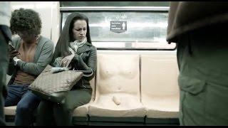 Mexico City Metro Installs Penis Seats