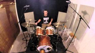 Hillsong United Heart Like Heaven Drum Cover