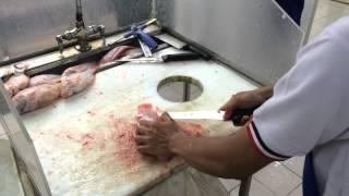 Cara mengolah ikan nila untuk di bakar-ikan nila bakar/panggan