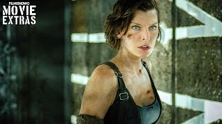 Resident Evil: The Final Chapter 'Alice Returns' Featurette (2017)