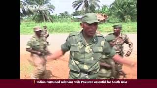 Army commander in eastern Congo killed in ambush