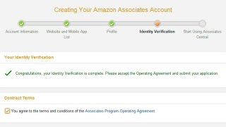 Amazon Affiliate Successful Verified Account Signup with full details Bangla tutorial