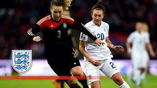 England Women 0-3 Germany | Goals & Highlights