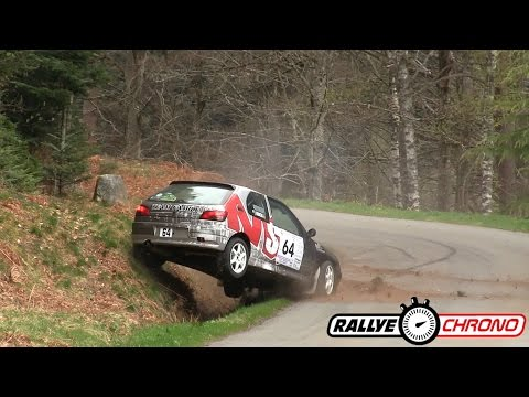 Rallye du Pays d Olliergues 2017 HD Crash & Mistakes RallyeChrono
