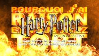 PJREVAT - Harry Potter Retrospective : David Yates 1 (3/4)