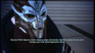 Mass Effect - Wrex says the best things