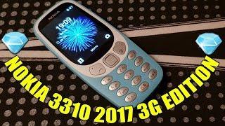 New Nokia 3310 2017 3G Edition UK