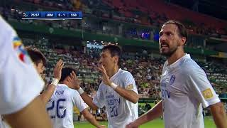 Jeonbuk Hyundai 0-3 Suwon Samsung (AFC Champions League 2018: Quarter-final – First Leg)