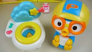 Pororo toy and Baby doll play