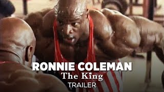 Ronnie Coleman: The King - Final Trailer (HD) | Bodybuilding Movie