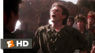 Hook (4/8) Movie CLIP - Peter Becomes Pan (1991) HD