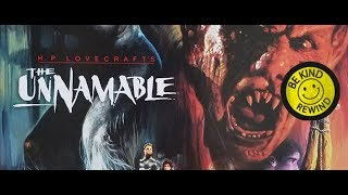 The Unnamable Blu-ray review (Unearthed Films)