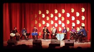 Iranian traditional music,Ghamar Ensemble,Hamidreza Nourbakhsh:Vocal,Behzad Ravaghi:Tar