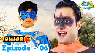Junior G - Episode 06 | HD Superhero TV Series | Superheroes & Super Powers Show for Kids
