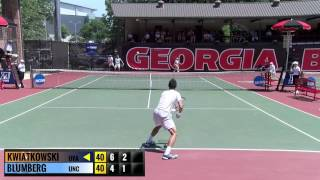 2017 NCAA Men's Tennis Singles Championship