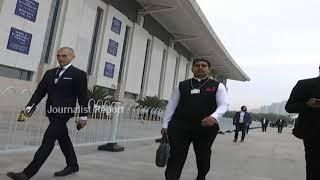 AP IT Minister Nara Lokesh Prticipation in Word Economic Forum at China