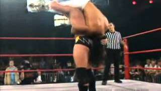NWA TNA Weekly PPV #60   Juventud Guerrera vs Chris Sabin