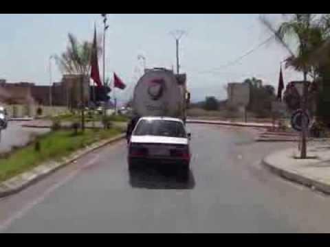مدينة زايو. المغرب zaio