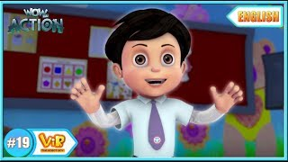 Vir The Robot Boy | Student Of The Week |  English episodes for Kids | WowKidz Action