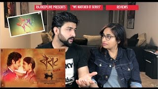 Sairat Movie Review | Marathi Film | We Watched it | by RajDeep