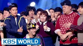 Korea's Legendary Comedian Jeong Myeonghun | 정명훈 [Gag Concert / 2017.02.04]