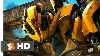 Transformers: Revenge of the Fallen (8/10) Movie CLIP - Bumblebee vs. Rampage (2009) HD
