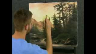 Paint with Kevin Hill - First Live Video!   (1 hour painting video) 3/13/15