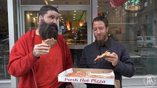 Barstool Pizza Review - La Mia Pizza With Special Guest Mick Foley