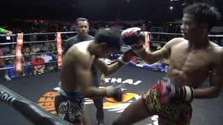 BBQ Beatdown 120: Petdanai vs Daomanee