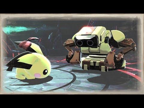 Xxx Mp4 Void S Pichu Vs WaDi S ROB In Smash Bros Ultimate 3gp Sex