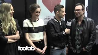 Rami Malek's Interviews Best Moments