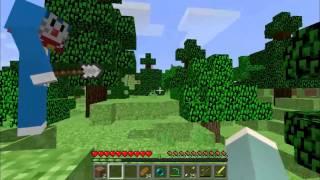 娜喵x老吳 休閒Minecraft Day13.5 Ep1