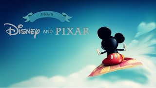 A Tribute To Disney And Pixar 1937 - 2016 (1080p HD)