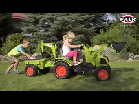 Xxx Mp4 Toy Pedal Tractors Trailers By Falk Toys 895K 895C 896R 3gp Sex